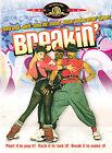 Breakin' (DVD, 2003)