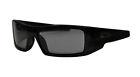 Oakley Polarized Wrap White Sunglasses for Men