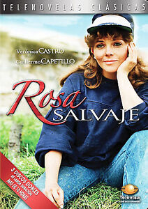 Rosa Salvaje (DVD, 2007, 3-Disc Set)