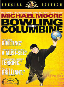 Bowling for Columbine DVD 2003 - Hainesport, New Jersey, United States - Bowling for Columbine DVD 2003 - Hainesport, New Jersey, United States