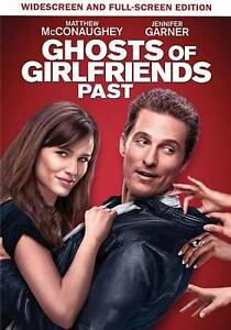 Ghosts of Girlfriends Past (DVD, 2009) NEW