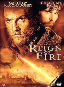 Reign Of Fire DVD, 2002  - $3.75