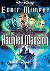 The Haunted Mansion Widescreen DVDs
