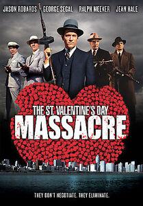 The St Valentines Day Massacre Dvd 2009 Ebay
