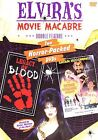 Elviras Movie Macabre - Legacy of Blood/The Devils Wedding Night (DVD, 2006, 2-Disc Set)