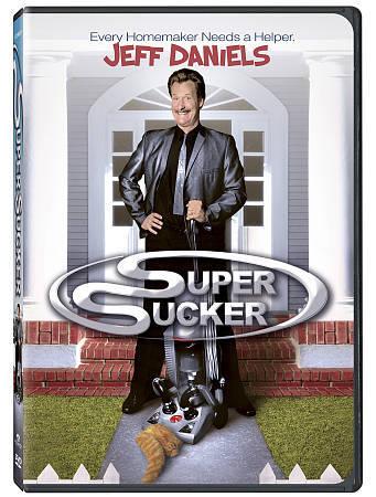 Super Sucker DVD Region 1 brand new factory sealed  free shipping!!