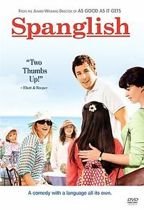 Spanglish-DVD-2005-WS-Adam-Sandler-NEW-and-Sealed-FREE-Shipping