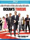 Oceans Twelve (Blu-ray Disc, 2008, Canadian French)