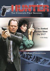 Hunter - The Complete First Season, New DVD, Fred Dryer, Stepfanie Kramer, Vince