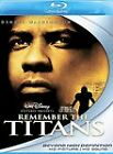 Remember the Titans (Blu-ray Disc, 2007)