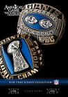 NFL Americas Game: NY Giants (DVD, 2007, 2-Disc Set)