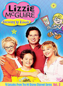 Lizzie McGuire: Growing Up Lizzie (DVD, 2003)