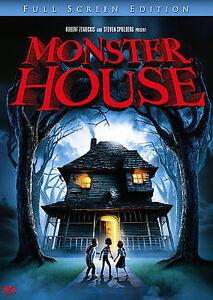 MONSTER HOUSE - DVD!