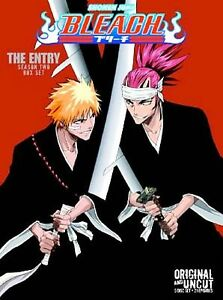 Bleach-Box-Set-2-The-Entry-DVD-2008-5-Disc-Set-Standard-Edition-Uncut-NEW