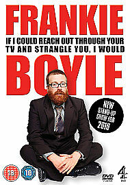 Frankie Boyle - If I Could Reach Out Through Your TV And Strangle YouE0482