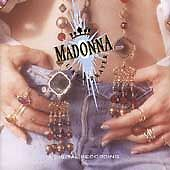 Madonna 1994 Import Music CDs