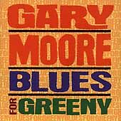 Gary-Moore-Blues-For-Greeny-cd-ex-condition