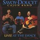 Savoy-Doucet Cajun Band - Live! (Live Recording, 1995)