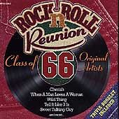 Rock n' Roll Reunion: Class of 66 by Orignin Artists NEW (CD, Aug-1997, Madacy)