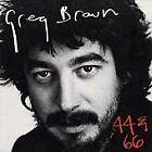 Greg Brown - 44 & 66 (1996)
