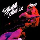 Double Live Gonzo! by Ted Nugent (CD, Oct-1990, 2 Discs, Epic)