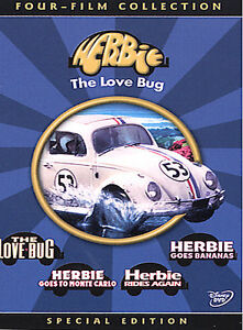 Herbie the Love Bug Collection (The Love Bug/Herbie Goes to Monte Carlo/Herbie