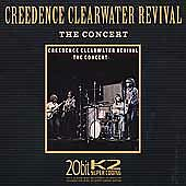 Ccr Concert (20 Bit Mastering) CD