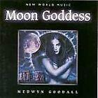 Moon Goddess by Medwyn Goodall (CD, Jul-1998, New World)