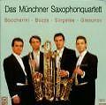 Das Münchner Saxophonquartett von Münchner Saxophonquartett (1993)