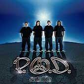Satellite By P.O.D. CD, Sep-2001, Atlantic Label  - $1.00