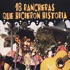 18 Rancheras Que Hicieron Historia (CD, May-1997, International Music) (CD, 1997)
