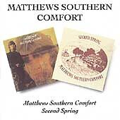 SECOND-SPRING-IAIN-MATTHEWS-SOUTHERN-COMFORT-CD-NEW