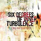Six Degrees of Inner Turbulence by Dream Theater (CD, Jan-2002, 2 Discs, EastWest) : Dream Theater (CD, 2002)