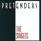 The-Singles-by-Pretenders-Cassette-Jul-1987-Sire