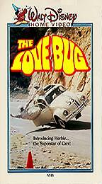The Love Bug (VHS)