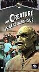 The Creature Walks Among Us (VHS, 1993)