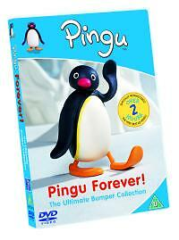 Pingu  Pingu Forever  The Ultimate Bumper Collection DVD 2003 - <span itemprop=availableAtOrFrom>Bulls Green, Welwyn, Hertfordshire, United Kingdom</span> - Pingu  Pingu Forever  The Ultimate Bumper Collection DVD 2003 - Bulls Green, Welwyn, Hertfordshire, United Kingdom