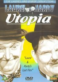 The Laurel And Hardy Collection - Utopia [1953] [DVD]