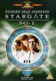 STARGATE S.G. 1 - SERIES 3 VOL.8 NEW REGION 2 DVD