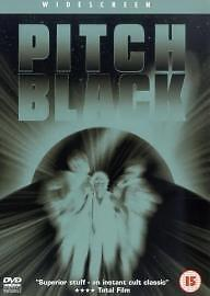 Pitch Black  DVD 2001 Widescreen c - Willenhall, United Kingdom - Pitch Black  DVD 2001 Widescreen c - Willenhall, United Kingdom