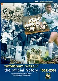 Tottenham Hotspur DVD The Official History Spurs FC