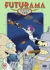 Futurama - Series 2 - Complete (DVD, 2002, 4-Disc Set)