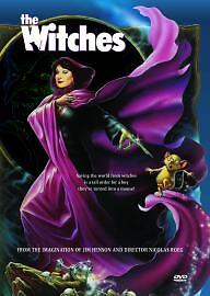 The Witches (DVD, 2005) new freepost
