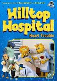 Hilltop Hospital - Heart Trouble (DVD, 2006) NEW SEALED