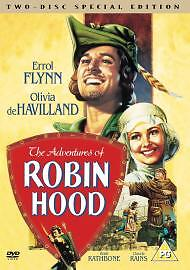 The-Adventures-Of-Robin-Hood-DVD-2004-2-Disc-Set