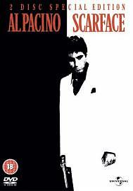 Scarface DVD 2004 - <span itemprop=availableAtOrFrom>Bristol, Bristol, United Kingdom</span> - Scarface DVD 2004 - Bristol, Bristol, United Kingdom