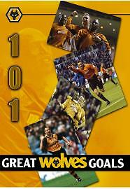 Wolverhampton-Wanderers-101-Great-Wolves-Goals-DVD-Good-DVD