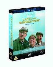 Sports Last of the Summer Wine Box Set DVDs & Blu-rays