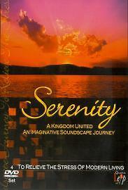 Serenity - A Kingdom United (DVD, 2005, 4-Disc Set)