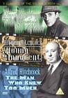 3 Classics Of The Silver Screen - Vol. 3 - The Woman In Green / Young And Innocent / The Man Who Knew Too Much (DVD, 2004)